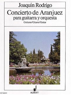 Joaquin Rodrigo: Concierto De Aranjuez (Guitar Part) Books | Guitar
