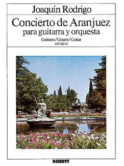 Joaquin Rodrigo: Concierto De Aranjuez (Guitar/Piano) Books | Guitar, Piano Accompaniment