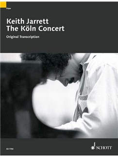 Keith Jarrett: The Köln Concert (Orignal Transcription) Books | Piano