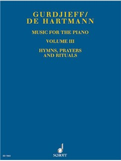 Music For The Piano Bk 3 Hymns Prayers Rituals Books | Piano