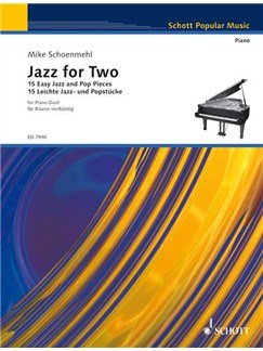 Jazz For Two Bk 1 Books | Piano