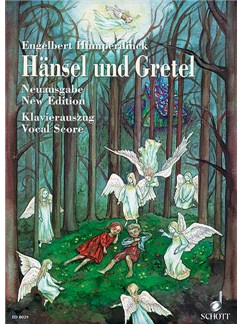 Engelbert Humperdinck: Hansel And Gretel - Vocal Score Books | Opera