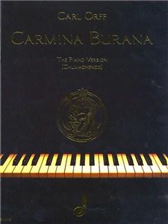 Carl Orff: Carmina Burana (Piano Solo) Books | Piano