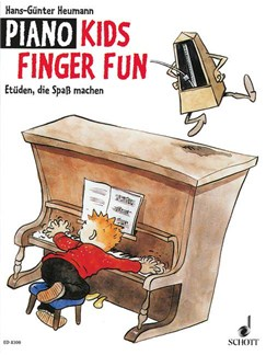 Piano Kids Finger Fun Books | Piano