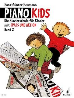 Hans Günther Heumann: Piano Kids (Band 2) Buch | Klavier