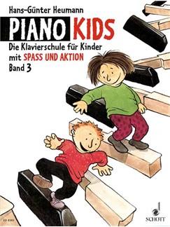 Hans Günther Heumann: Piano Kids (Band 3) Buch | Klavier