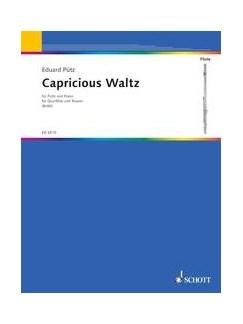 Eduard Puetz: Capricious Waltz Books | Flute, Piano Accompaniment
