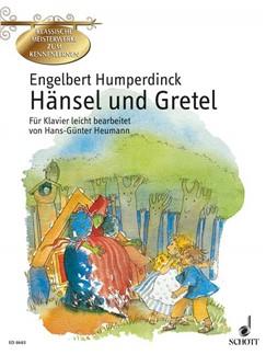 Engelbert Humperdinck: Hänsel Und Gretel Books | Piano