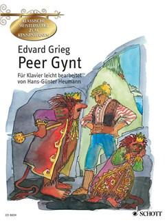 Edvard Grieg: Peer Gynt Books | Piano