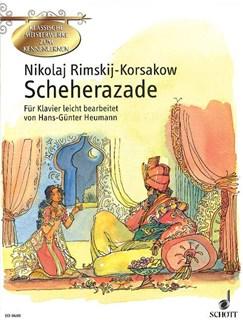 Nikolaj Rimskij-Korsakow: Scheherazade Books | Piano
