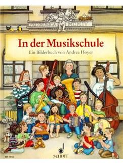 Andrea Hoyer: In Der Musikschule - Bilderbuch Books |