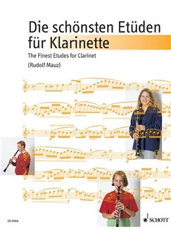 The Finest Etudes Books | Clarinet