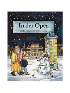 Andrea Hoyer: In Der Oper - Bilderbuch Books |