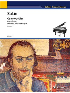 Satie: Piano Works Book 1 Books | Piano