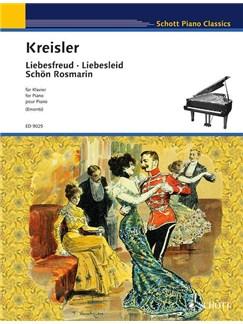 Liebesfreud Liebesleid Schon Rosmarin Books | Piano