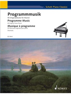 Programme Music - 40 Original Piano Pieces Books | Piano