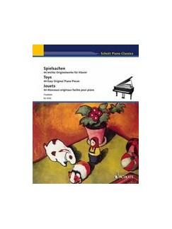 Toys: 44 Easy Original Piano Pieces Books | Piano