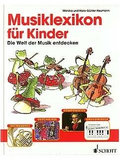 Musiklexikon Für Kinder Books |