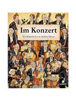 Andrea Hoyer: Im Konzert - Bilderbuch Books |