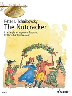 Pytor Ilyich Tchaikovsky: The Nutcracker (Piano) Books | Piano