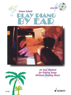 Play Piano By Ear Books | Piano