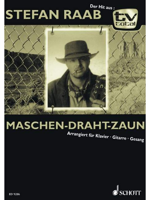Maschen Draht Zaun Pvg - Noten & Songbooks | musicroom.de
