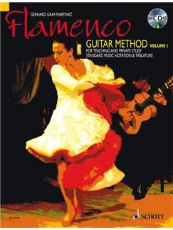 Gerhard Graf-Martinez: Flamenco Guitar Method Volume One Books and CDs | Guitar