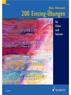 Klaus Heizmann: Vocal Warm-ups- Gesangschule (Chor,Gesang) Books | Choral