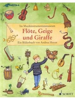 Andrea Hoyer: Im Musikinstrumentenmuseum - Bilderbuch Books  