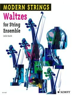 Swing Waltzes For String Ensemble Books | Ensemble