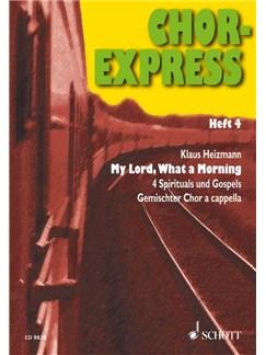 Klaus Heizmann: Chor-Express: Heft 4 Books | SATB
