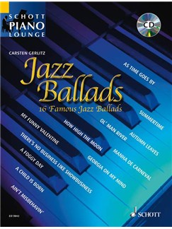 Jazz Ballads - Easy Piano Books and CDs | Piano