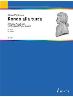 W.A. Mozart: Rondo Alla Turca Books | Piano