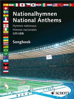 National Anthems (Melody/Lyrics/Chords) Books | Melody Line, Lyrics & Chords
