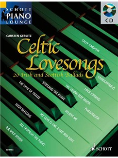 Carsten Gerlitz: Celtic Lovesongs Books | Piano