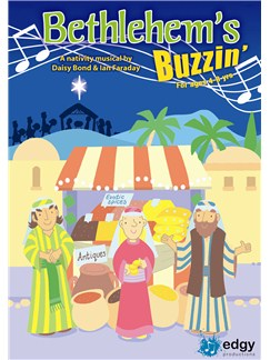 Daisy Bond/Ian Faraday: Bethlehem's Buzzin' Books and CDs   Piano, Vocal & Guitar
