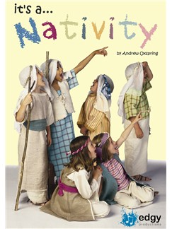 Andrew Oxspring: It's A Nativity Books and CDs | Piano, Vocal & Guitar