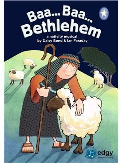 Daisy Bond/Ian Faraday: Baa... Baa... Bethlehem - Book/CD (KS2) Books and CDs   Piano, Vocal & Guitar (with Chord Symbols)