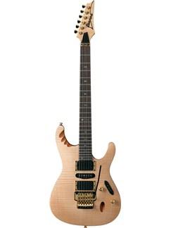 Ibanez: E-Gen Herman Li Electric Guitar (Platinum Blonde Finish) Instruments | Electric Guitar