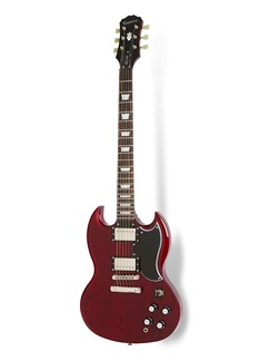 Epiphone: SG Series G-400 PRO Electric Guitar - Cherry Instruments | Electric Guitar