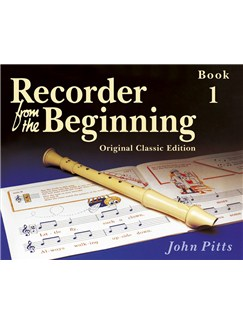 Recorder From The Beginning: Pupil's Book 1 (Classic Edition) Books | Soprano (Descant) Recorder