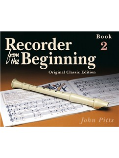 Recorder From The Beginning: Pupil's Book 2 (Classic Edition) Books | Descant Recorder