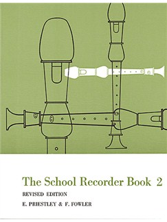 The School Recorder Book 2 Books | Recorder