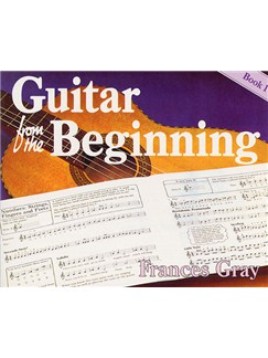 Guitar From The Beginning Book 1 Books | Guitar