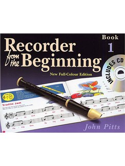 Recorder From The Beginning : Pupil's Book/CD 1 (2004 Edition) Books and CDs |