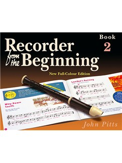 Recorder From The Beginning : Pupil's Book 2 (2004 Edition) Books | Descant Recorder