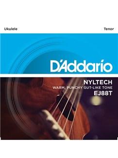 D'Addario: EJ88T Nyltech Ukulele, Tenor  | Ukulele