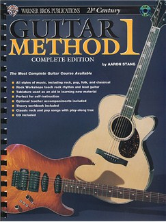 21st Century: Guitar Method 1 Complete Edition Books and CDs | Guitar