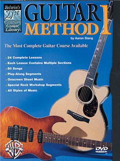 21st Century Guitar Library Method 1 Dvd DVDs / Videos | Guitar