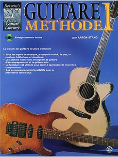 Belwin's 21st Century Guitare Methode 1 Books and CDs | Guitar